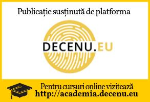 Proiect sustinut de decenu.eu. Cursuri crestine online in limba romana si engleza